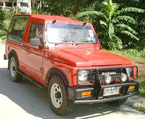 Suzuki Caribian Photo